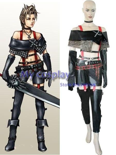 Cosplay Final Fantasi anime final fantasy cosplay final fantasy paine women's performance