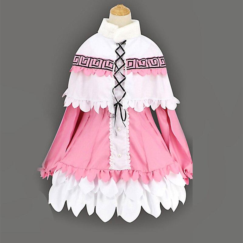 Малый Hayashiya реального Лун горничной сестра встряхнуть Дракон Коннор Платье для косплея Cos служить горничной платье девушки Для женщин