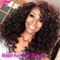 7А Бразильский странный вьющиеся волосы девственницы 3 связки спираль curl короткие человеческих волос weave бразильский Kinky вьющиеся волосы девственницы упругий curl