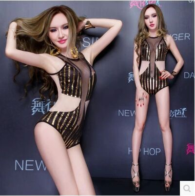 b852bb11e Sexy girl hot clairvoyant outfit Bars nightclubs black jazz dance ...