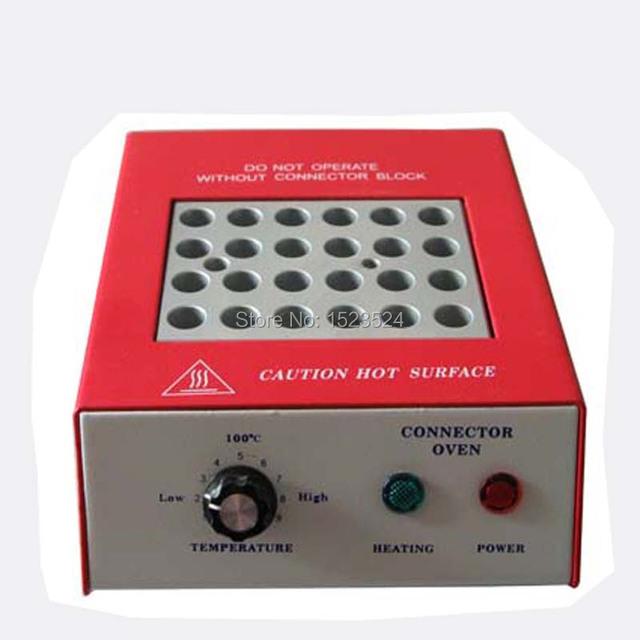 24 porto de cura de fibra óptica / fibra óptica de forno / cura de equipamentos