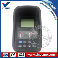Monitor de Máquina Escavadora Para Kobelco YN59S00021F3 SK210LC 8 SK350 8 1 ano de garantia monitor     -