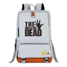 The Walking Dead Fashin Backpack Men Laptop Backpacks Women Bagpack Students School Bags Mochilas