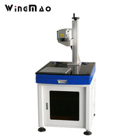 Yongmao laser LCD MiniElectronic Products Shell uv laser marking machine