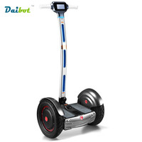No Tax 15 Inch 1000W Two Wheel Handrail Electric Standing Bicycle Smart Balance Wheel Electric Scooter
