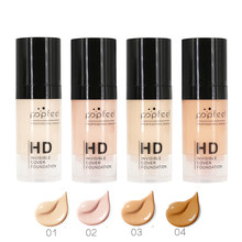 Face Foundation Base Makeup Fluid BB Cream Concealer Control Oil Base Facial Contour Nude Makeup Foundation Essence Lasting 15ml singuladerm contour elimina ojeras 15ml