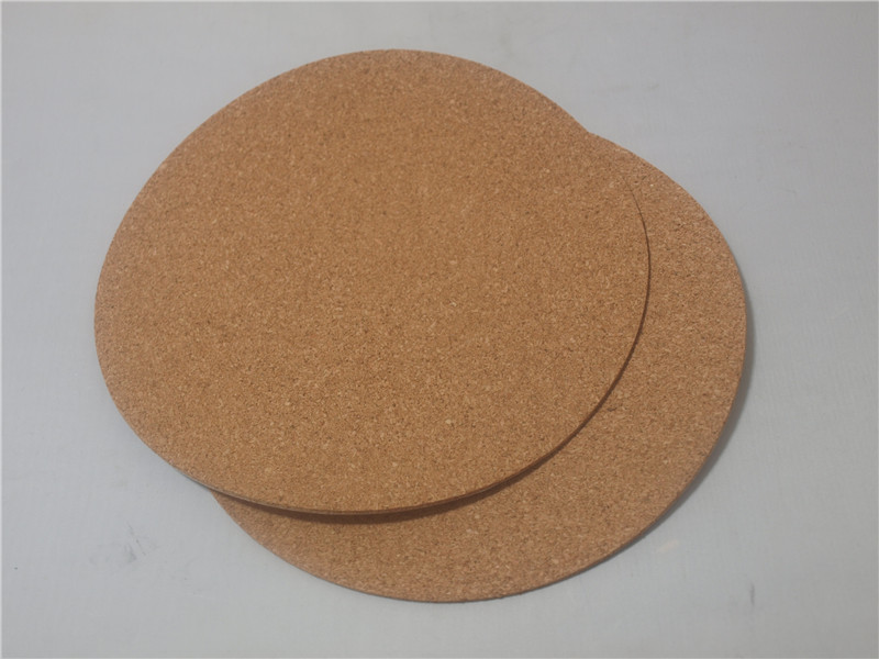 2pcs* 200mm Round Adhesive Cork Sheets For Kossel 3d Printer Mk2y Heatbed Heat Bed Hot Plate Issulation Cork Sheet 3d Printers & 3d Scanners