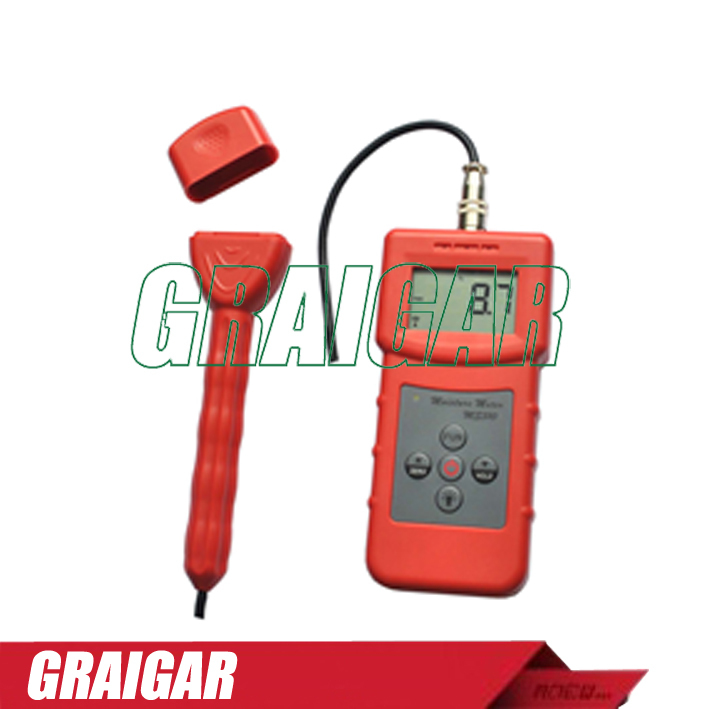 Inductive Moisture Tester MS310-S ,measuring  content of wood ,Timber,paper,Bamboo,Carton ,concrete, textile and other materials