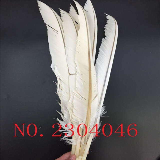 2pcs Precious Natural Eagle Hair Knife Ling 50 60cm 20 24 Inches