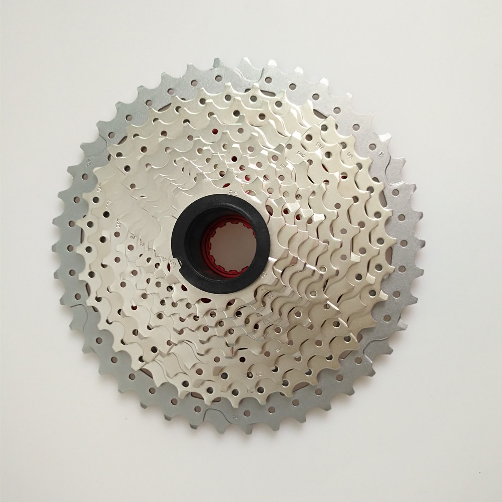 SunRace 11 Speed Bicycle Freewheel Mountain Bicycle Cassette Tool MTB Flywheel 11-42T Bike Parts  mtb mountain bike bicycle 10s cassette freewheel 8 speeds flywheel 11 13 15 18 21 24 28 32 36t teeth crankset