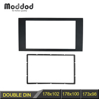 Double Din Fascia For Ford Focus II C Max S Max Fusion Transit Fiesta III Stereo