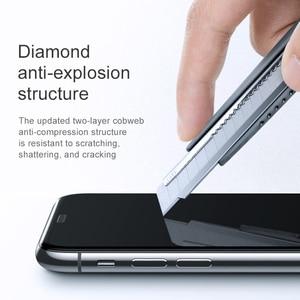 Image 5 - Baseus אנטי Glare מגן זכוכית עבור iPhone XR Xs מקסימום מסך מגן 0.3mm 3D מלא כיסוי מזג זכוכית עבור iPhone X Xs
