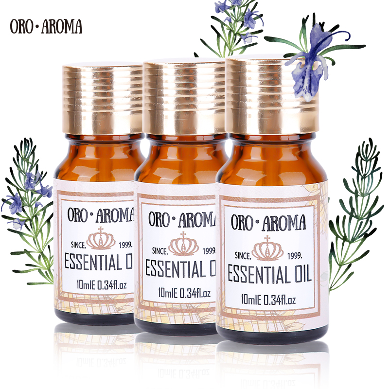 Famous brand oroaroma Melissa Musk Sandalwood essential oils Pack For Aromatherapy Massage Spa Bath 10ml*3 famous brand oroaroma free shipping natural musk essential oil relieve the nerve balance mood aphrodisiac musk oil