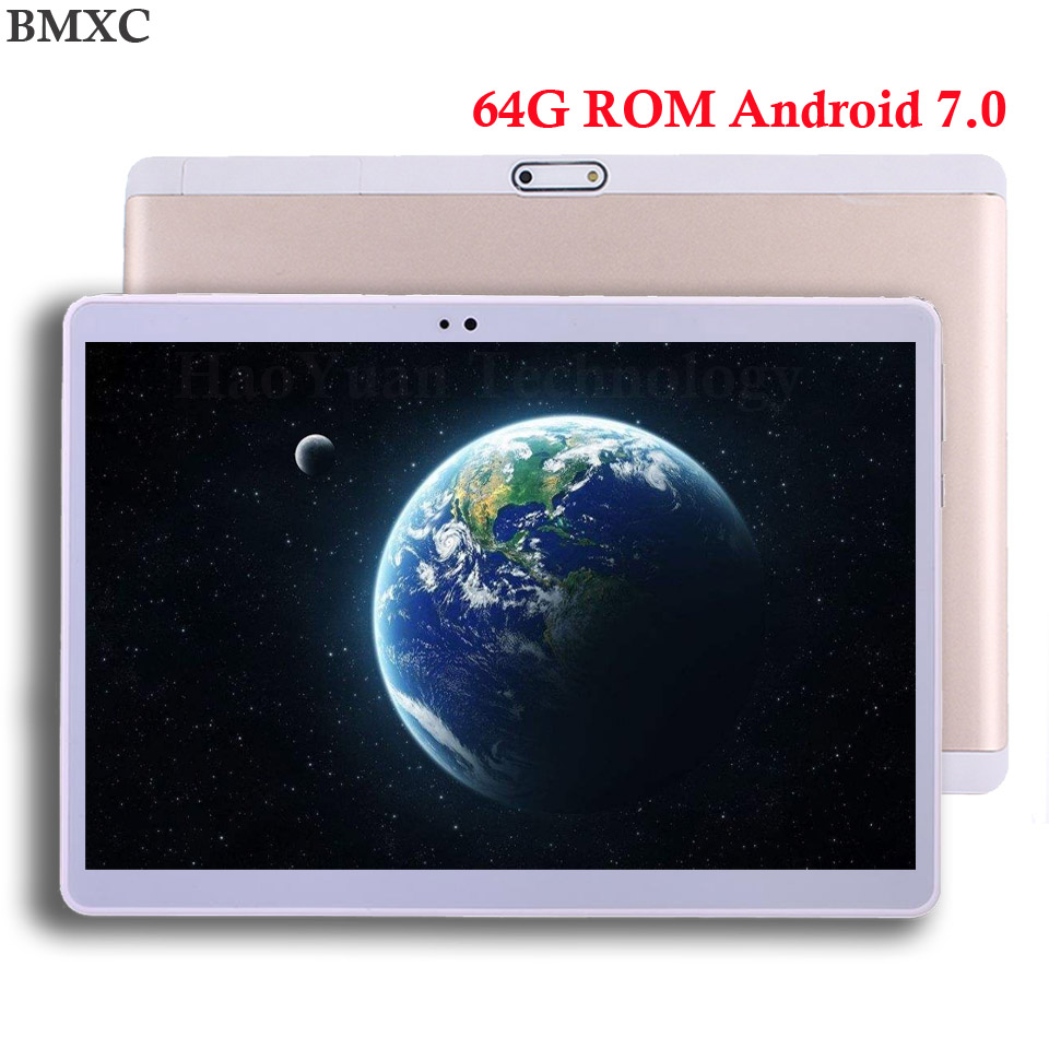 2017 Newest 10 inch 3G 4G FDD LTE tablet Octa core phone call tablet 8 0MP