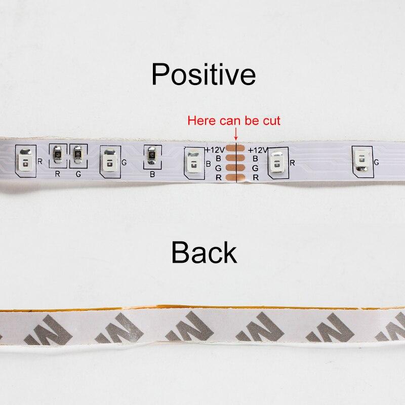12V су өткізбейтін лента сызығы жарық - LED Жарықтандыру - фото 5