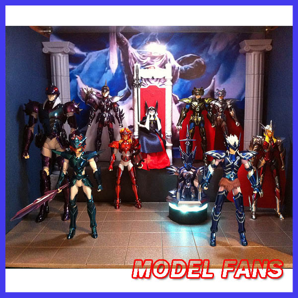 MODEL FANS speeding CS /king model Silver Saint Seiya God Warrior Thor Megrez Delta Odin Aioria Cloth Myth Metal Armor spot rakesh kumar tiwari and rajendra prasad ojha conformation and stability of mixed dna triplex