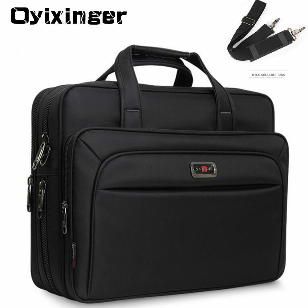Casual Men's Laptop Bag Men Handbags Business Briefcase Women Shoulder Bag Computer Bags For Lenovo HP Dell Acer Samsung Macbook