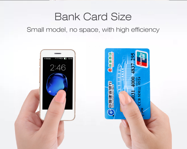 Last Pocket Ultra-thin Mini 6