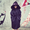 Весна и осень зима материнство одежда спорт пальто пыли пальто письмо Балахон Куртка пространство хлопок Беременных женщин верхняя одежда