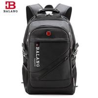 BaLang Brand Design Man Laptop Backpack Men S Travel Bag Waterproof Shoulder Bags For Computer School