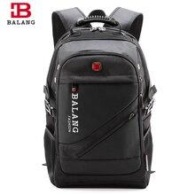 BaLang Marke Design Mann Laptop Rucksack männer Reisetasche Wasserdichte Schulter Taschen für Computer Schule Nylon Taschen Reise Rucksack