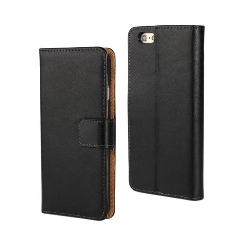 Untuk iPhone 6 Kasus Vintage Balik Dompet Gaya Mewah PU Kulit Kasus - Aksesori dan suku cadang ponsel - Foto 2