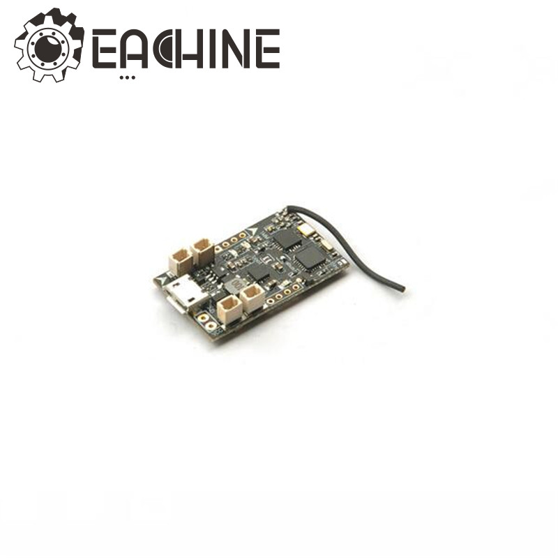 Hot Sale FRF3_EVO_BRUSHED Flight Controller Built-in Frsky 8CH Sbus Receiver For Eachine QX95 QX90 QX90C hobbymate aio f3 brushed flight controller board w built in osd frsky compatible sbus receiver