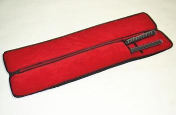 Japan Kendo Aikido Japan knife bags High quality Double katana sword bag Sword Bag - Sword Carrying Case Sword master фото