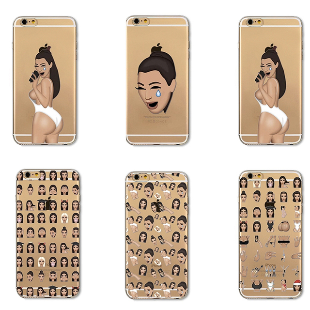 coque iphone 6 plus kardashian