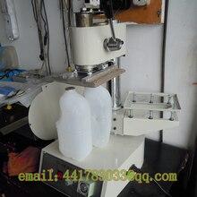 DF-ASemi-automatic milk jug sealing machine Aluminum foil capper Plastic sheet membrane automatic cup sealer