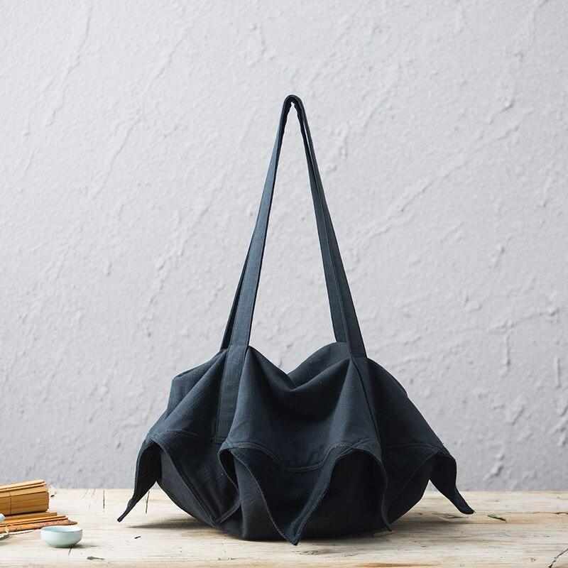 2019 ผู้หญิง unisex กระเป๋าเป้สะพายหลัง casual canvas ขนาดใหญ่กระเป๋าไหล่ขนาดใหญ่ความจุ 2 ใช้จัดส่งฟรี-ใน กระเป๋าเป้ จาก สัมภาระและกระเป๋า บน AliExpress - 11.11_สิบเอ็ด สิบเอ็ดวันคนโสด 1