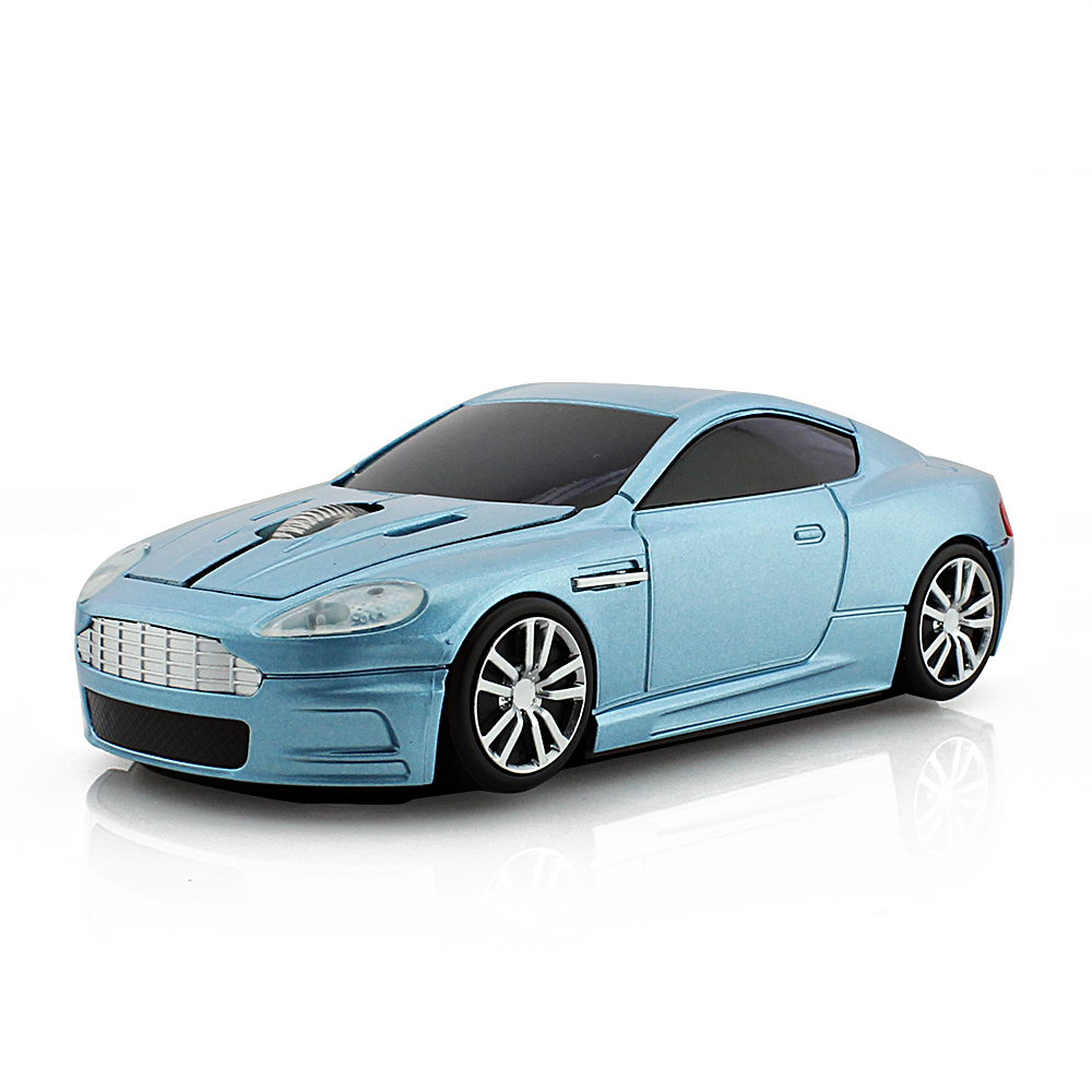 2 4ghz computer mouse sports car shape wireless mouse 1600. Black Bedroom Furniture Sets. Home Design Ideas