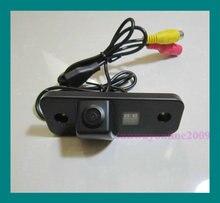 Камера автомобиля! sony CCD чип заднего вида обратный резервный камеры для Hyundai Santa Fe/Azera/Santafe