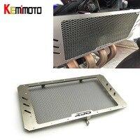 KEMiMOTO For YAMAHA XJ6 XJ 6 XJ 6 XJ6N Radiator Grill Grille Guard Cover Protector 2009