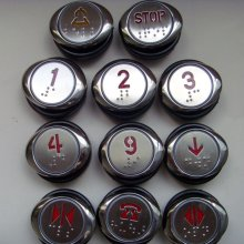 Лифт Кнопочный/кнопочный ZL-26B