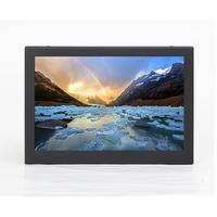 Wearson 8 9 Inch IPS Metal Frame 1920x1200 LCD Monitor VGA HDMI In High Resolution For