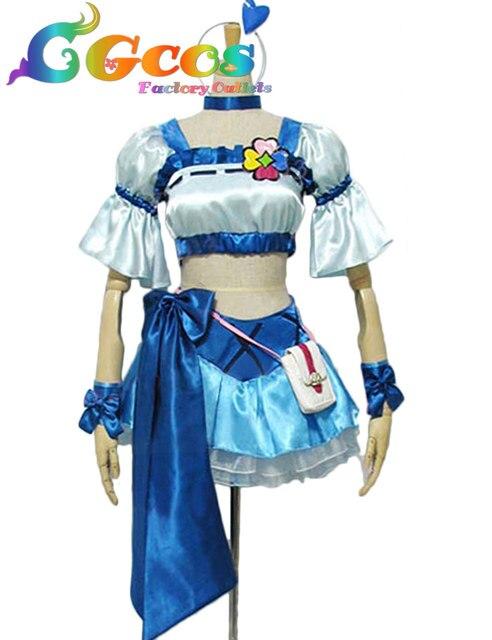 CGCOS Verschiffen Cosplay Kostüm Frische Pretty Cure! heilung Berry Uniform Neu im Einzelhandel/Großhandel Halloween Christmas Party