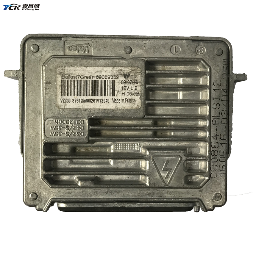 1PC Original 89089352 7G D3S D3R D4S D4R Xenon Headlight HID Ballast Unit Used Car Light Accessories