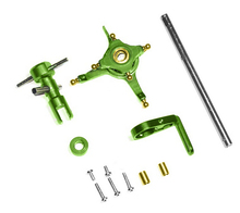 WLToys V911 Nine Eagles 260A 320A Helicopter Metal Swashplate Upgrade Set for V911 RC Helicopter