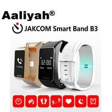 [Aaliyah] Jakcom B3 Inteligente Pulseras Band Pulsera Del Deporte Reloj de La Aptitud Del Ritmo Cardíaco Del Monitor de La Presión Arterial Para iOS Android