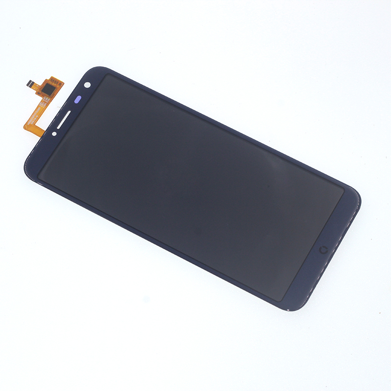 Image 4 - 100% test work LCD display for Oukitel C8 with touch screen digitizer components Free shipping for Oukitel mobile phone parts-in Mobile Phone LCD Screens from Cellphones & Telecommunications