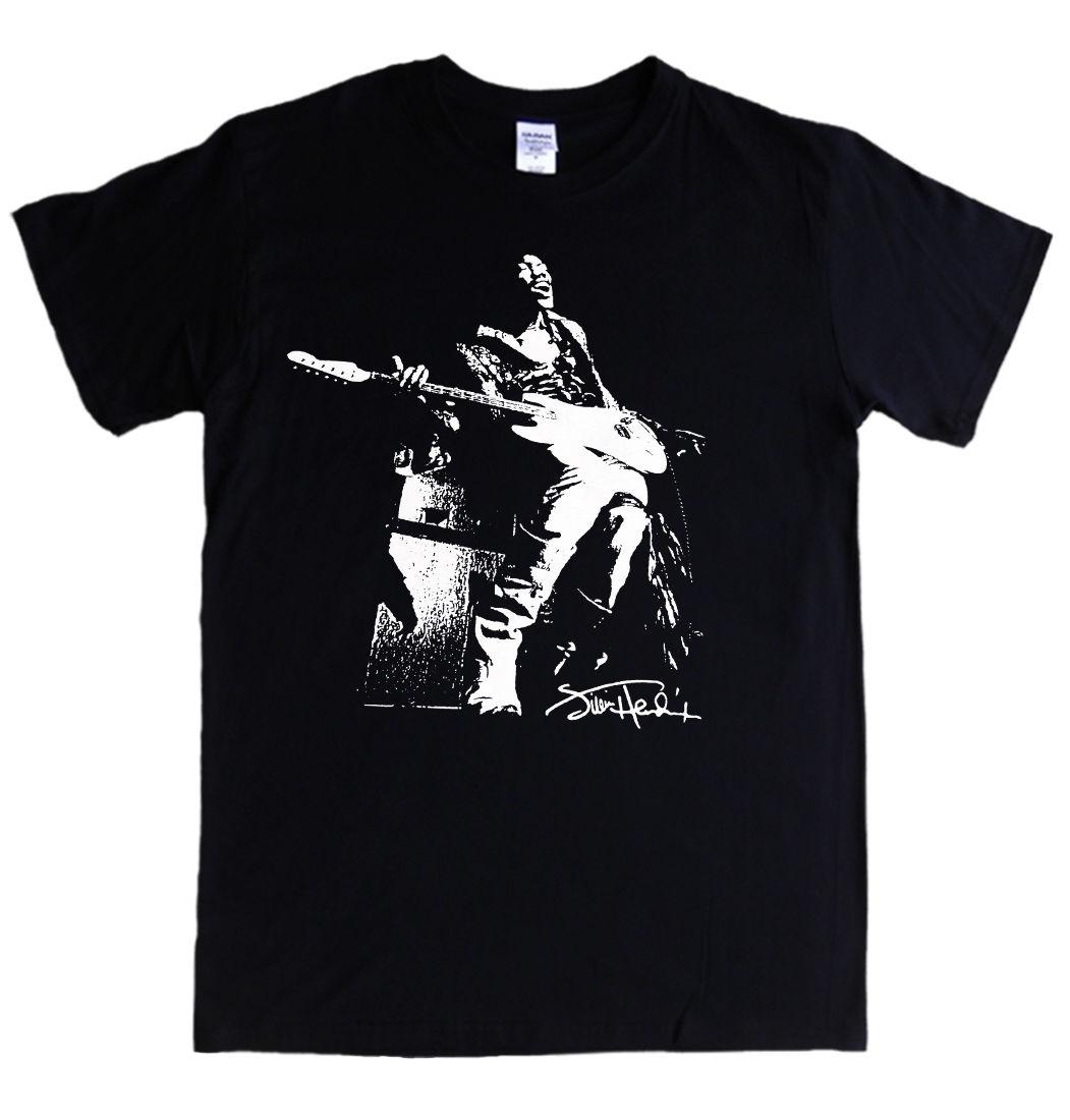 Jimi Hendrix футболка S-5XL рок 60-х Гитары опыт Джимми мужские дамы дети
