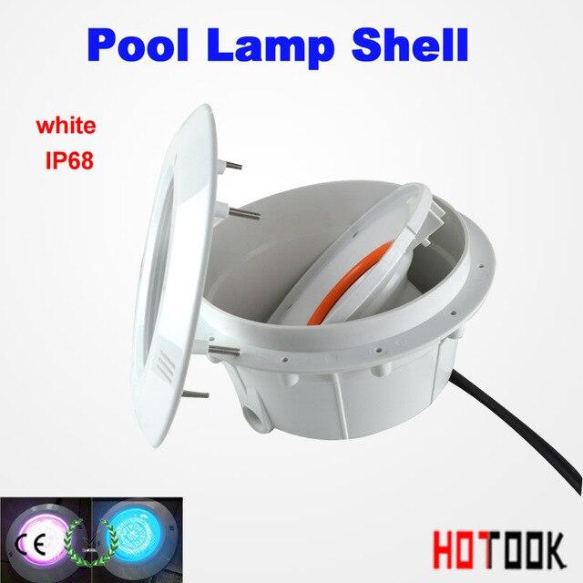 IP68 Waterproof PAR56 LED Swimming Pool Light Outdoor Lighting Liner  Fixture Niche For Concrete Pool Piscina