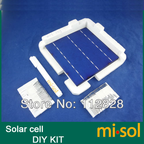 40 pcs POLY 6x6 4.3W solar cells DIY kit for solar panel, flux pen, bus tabbing 40 pcs mono 5x5 solar cells diy kit for solar panel regulator bus tabbing wire