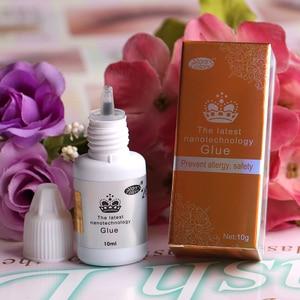 Stars Colors 2016 new arrival 10ml High Quality Eyelash Glue Slight Irritation Low Odor Quick Dry Adhesive Glue