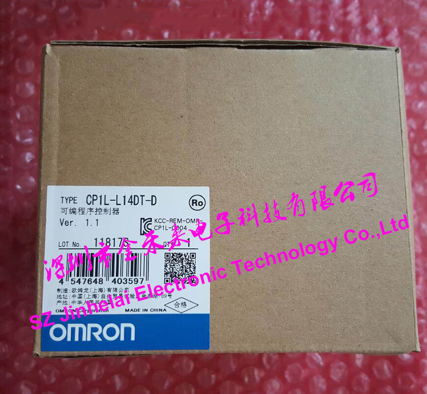 100%New and original CP1L-L14DT-D OMRON PLC 100%new and original cp1l m30dt1 d omron plc controller