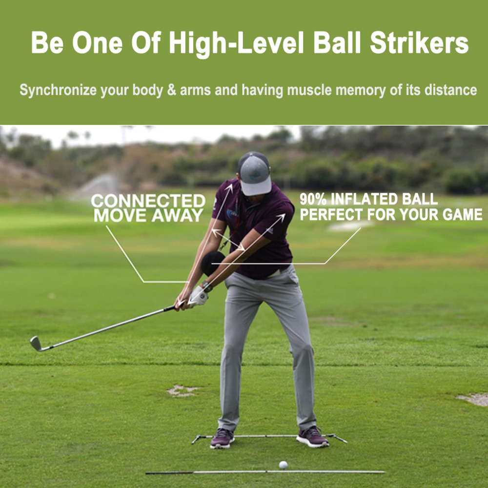 New Golf Swing Trainer Ball 3
