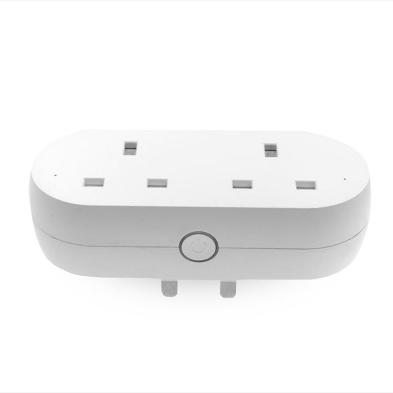 Smart Wireless Socket Mobile APP Remote Control Timer Switch For Alexa/Google Home Voice
