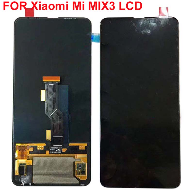 tested 5 99 FOR Xiaomi Mi MIX3 Original LCD Display Touch Screen Digitizer Replacement Accessories FOR