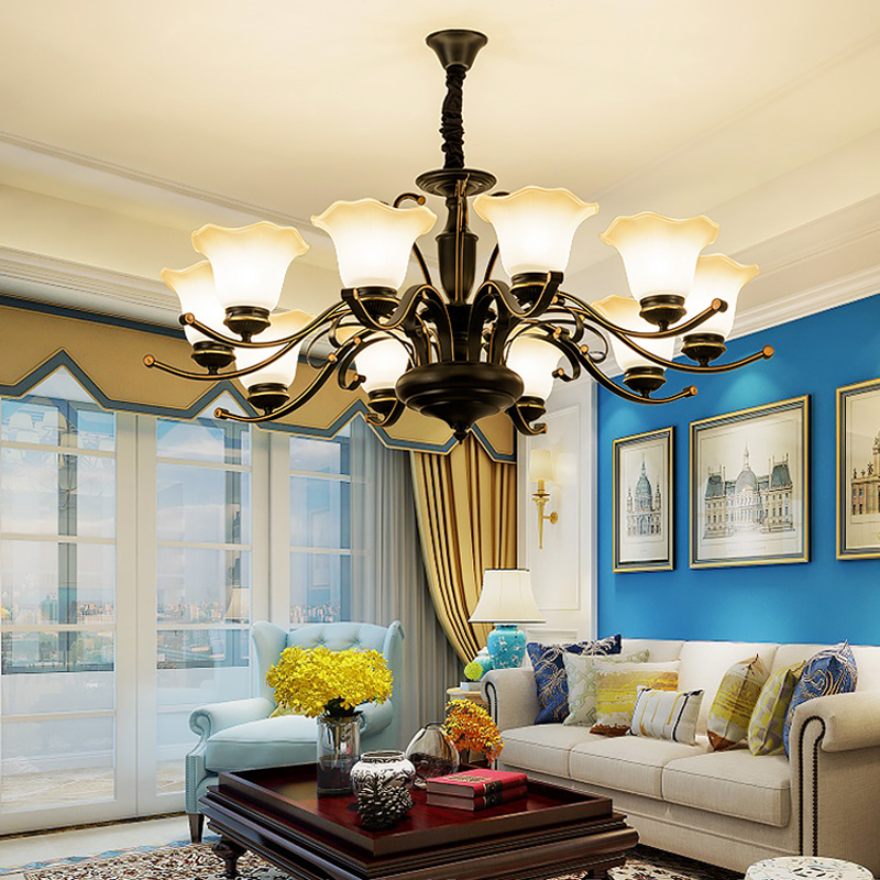 Aliexpress.com : Buy Glass Chandelier Kitchen Ceiling